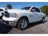 2017 Bright White Ram 1500 Big Horn Crew Cab #115838361