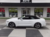 2016 Oxford White Ford Mustang V6 Convertible #115838506