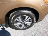 Nissan Pathfinder 2017 Wheels and Tires