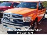 2017 Ram 1500 Omaha Orange