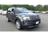 2017 Magnetic Ford Explorer Limited 4WD #115838686