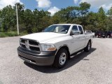 2009 Stone White Dodge Ram 1500 ST Quad Cab #115838667