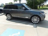 2016 Corris Grey Metallic Land Rover Range Rover HSE #115868578