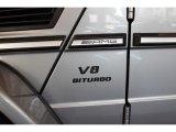Mercedes-Benz G 2013 Badges and Logos