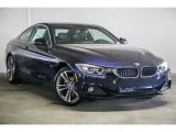 2017 BMW 4 Series Imperial Blue Metallic