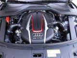 Audi S8 Engines