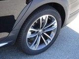 Audi A4 allroad Wheels and Tires