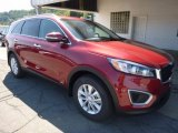 2017 Kia Sorento Remington Red