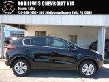 2017 Black Cherry Kia Sportage LX AWD #115868310