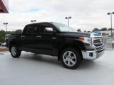 2017 Midnight Black Metallic Toyota Tundra 1794 CrewMax 4x4 #115895923