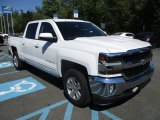 2017 Chevrolet Silverado 1500 Summit White