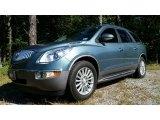 2009 Silver Green Metallic Buick Enclave CXL AWD #115896136