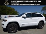 2017 Bright White Jeep Grand Cherokee 75th Annivesary Edition 4x4 #115896079