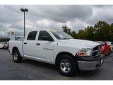 2011 Bright White Dodge Ram 1500 ST Crew Cab #115895929