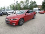 2016 Crystal Red Tintcoat Chevrolet Malibu LT #115924361