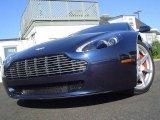 2006 Aston Martin V8 Vantage Standard Model Data, Info and Specs