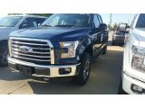 2016 Blue Jeans Ford F150 XLT SuperCab 4x4 #115924352
