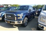 2016 Blue Jeans Ford F150 XL SuperCab 4x4 #115924349