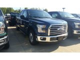 2016 Blue Jeans Ford F150 XL SuperCab #115924347