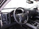 2017 Chevrolet Silverado 1500 LTZ Crew Cab 4x4 Dashboard