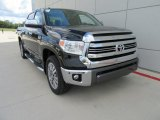 2017 Midnight Black Metallic Toyota Tundra 1794 CrewMax #115924181