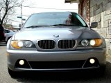 2004 Silver Grey Metallic BMW 3 Series 325i Coupe #11579029