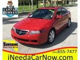 2005 Milano Red Acura TSX Sedan #115923868