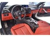 2015 BMW 4 Series Interiors