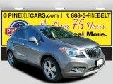 2013 Satin Steel Gray Metallic Buick Encore Convenience #115955811