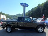 2014 Green Gem Ford F150 XLT SuperCab 4x4 #115969583