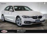 2017 Alpine White BMW 3 Series 330e iPerfomance Sedan #115969596