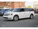 2016 White Platinum Ford Flex SEL AWD #115973608
