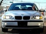 2004 Titanium Silver Metallic BMW 3 Series 325i Sedan #11579047