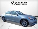 2012 Celestial Blue Metallic Honda Accord EX-L Sedan #115973503