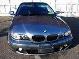 2004 Silver Grey Metallic BMW 3 Series 330i Coupe #11579033