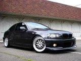 2005 Sparkling Graphite Metallic BMW 3 Series 330i Coupe #11579034