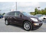 2008 Carbon Black Metallic Buick Enclave CXL AWD #115992245