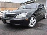2004 Black Mercedes-Benz S 430 Sedan #1152437