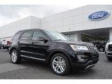 2017 Shadow Black Ford Explorer XLT #115992235