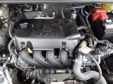Toyota Yaris Engines