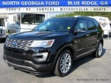 2016 Shadow Black Ford Explorer Limited #115992038