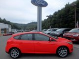 2015 Race Red Ford Focus SE Hatchback #115992271