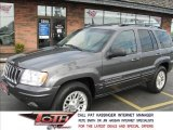 2002 Woodland Brown Satin Glow Jeep Grand Cherokee Limited 4x4 #11586942