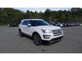 2017 Ford Explorer Oxford White