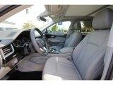 Audi Q7 Interiors