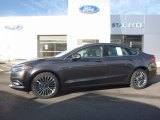 2017 Magnetic Ford Fusion SE AWD #116021019
