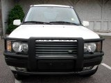 2000 Land Rover Range Rover Chawton White