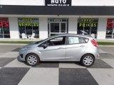 2013 Ingot Silver Ford Fiesta SE Hatchback #116020924