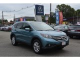 2014 Mountain Air Metallic Honda CR-V EX-L AWD #116020797