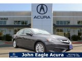 2017 Modern Steel Metallic Acura ILX Technology Plus #116020727